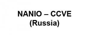 NANIO – CCVE (Russia)